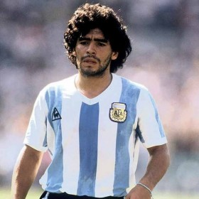Maillot rétro Argentine 1982