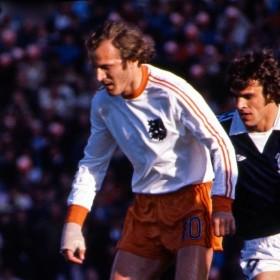 Maillot Pays-Bas World Cup 1978 | Extérieur