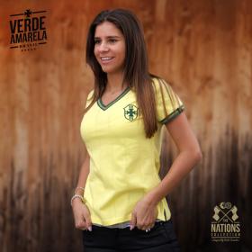 Brésil | Verde Amarela | Femme