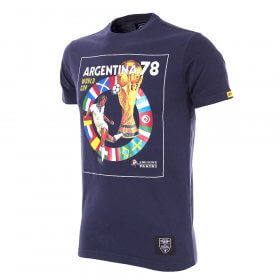Tee-shirt Panini Coupe du Monde 1978