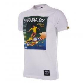 Tee-shirt Panini Coupe du Monde 1982
