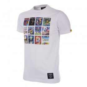 Panini Heritage Fifa World Cup Collage T-shirt | White