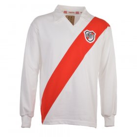 Maillot River Plate années 60