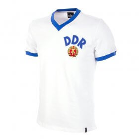 maillot ddr blanc