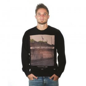 The Beautiful Game Sweater | Black