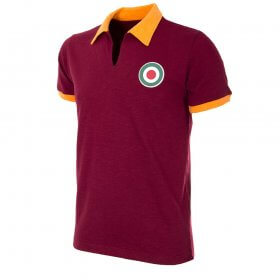 Maillot vintage AS Roma 1964/65