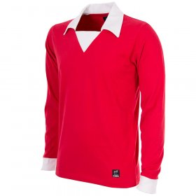 Maillot Manchester United années 70 - George Best