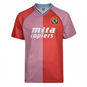 Maillot rétro Aston Villa 1987-88