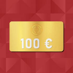 100 € E-Carte cadeau Retrofootball®