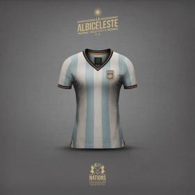 Argentine | La Albiceste | Femme
