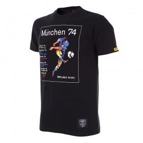Tee-shirt Panini Coupe du Monde 1974