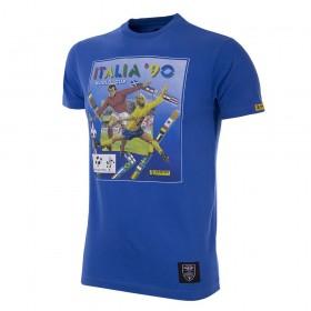Tee-shirt Panini Coupe du Monde 1990