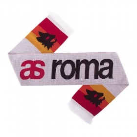 AS Roma Retro Scarf white