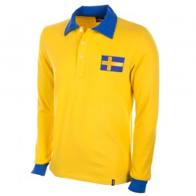 Maillot rétro Suède Coupe du monde 1958