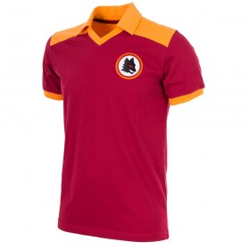 Maillot vintage AS Roma 1980