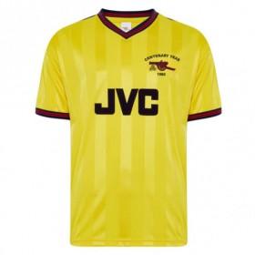 Maillot rétro Arsenal 1985-86 Extérieur Centenaire