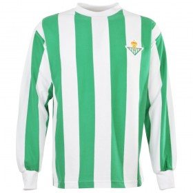 Maillot rétro Real Betis années 60