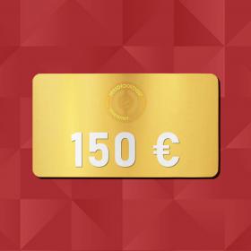 150 € E-Carte cadeau Retrofootball®