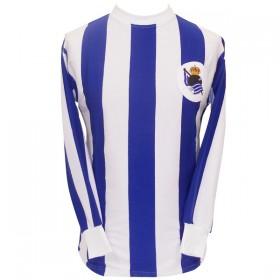 Maillot retro Real Sociedad années 60