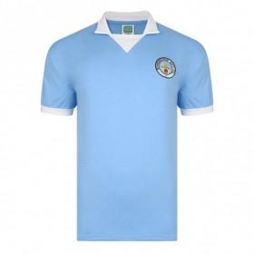 Maillot rétro Manchester City 1975/76