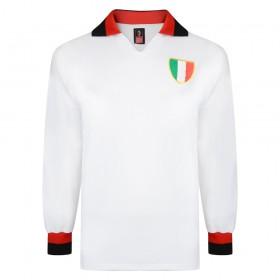 Maillot AC Milan 1962/63 | Extérieur