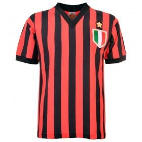 Maillot rétro Milan 1979-80