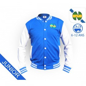 Veste Teddy Newteam 1 | Enfant