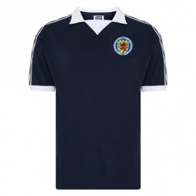 Scotland 1978 retro shirt product photo