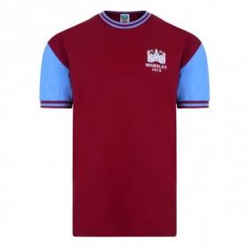 Maillot rétro West Ham 1975
