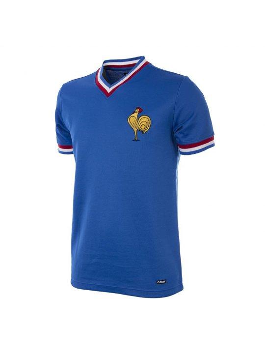 Maillot foot France 1971