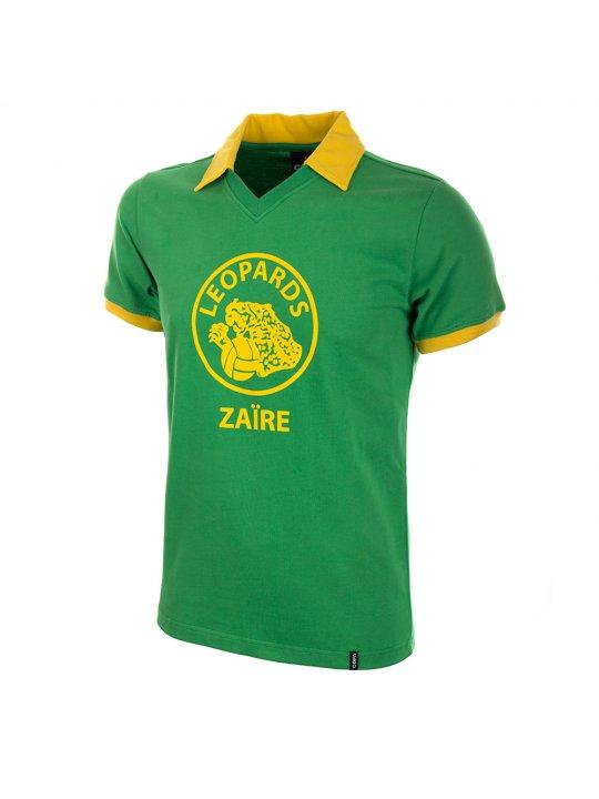 Maillot Zaïre Coupe du Monde 1974