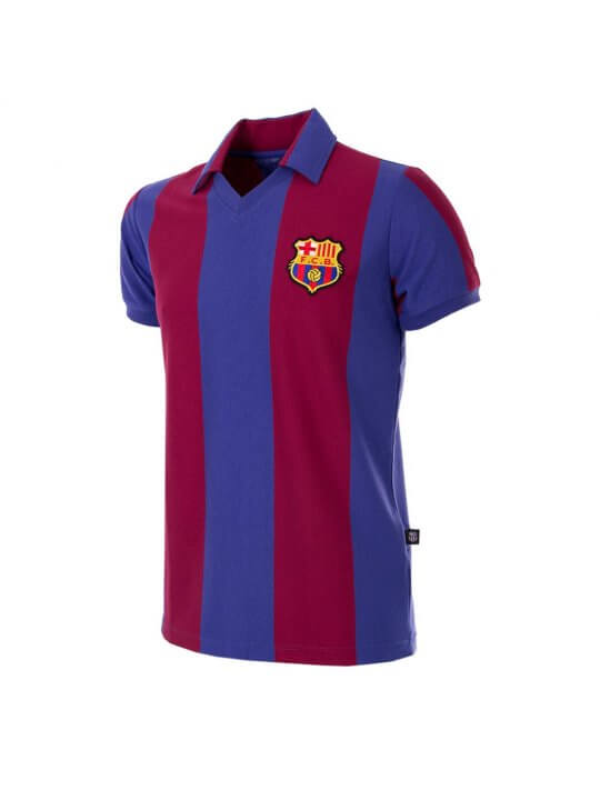 Maillot vintage FC Barcelone 1980-81