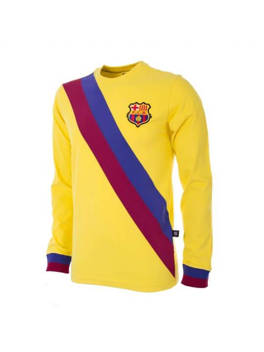 Maillot FC Barcelona 1974-75 extérieur