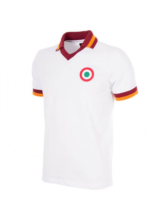 Maillot rétro AS Roma 1980/81