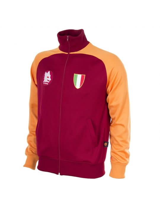 Veste rétro AS Roma 1983