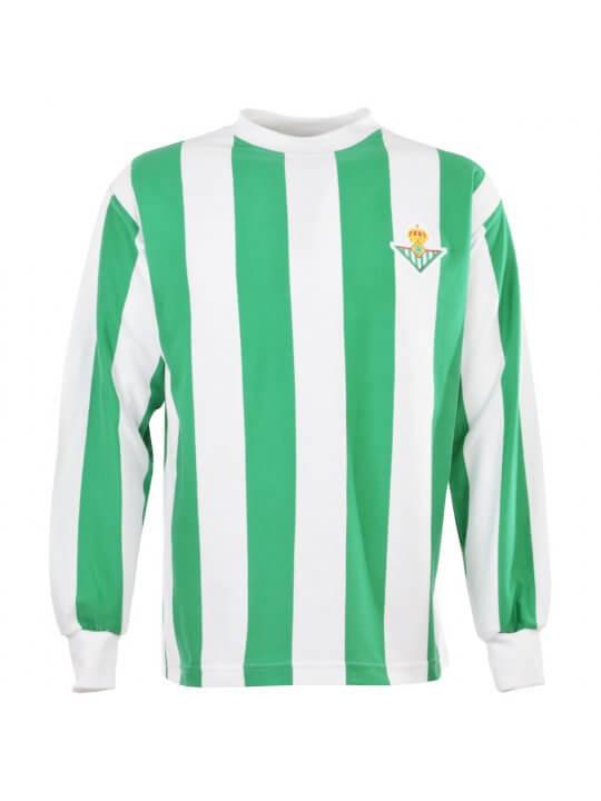 Maillot rétro Real Betis années 60