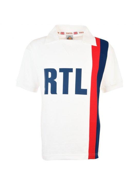 Maillot Paris RTL 1983 blanc