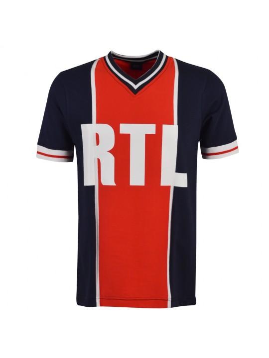 buy online df4b3 c4f6d Maillot vintage Paris RTL 1976-79