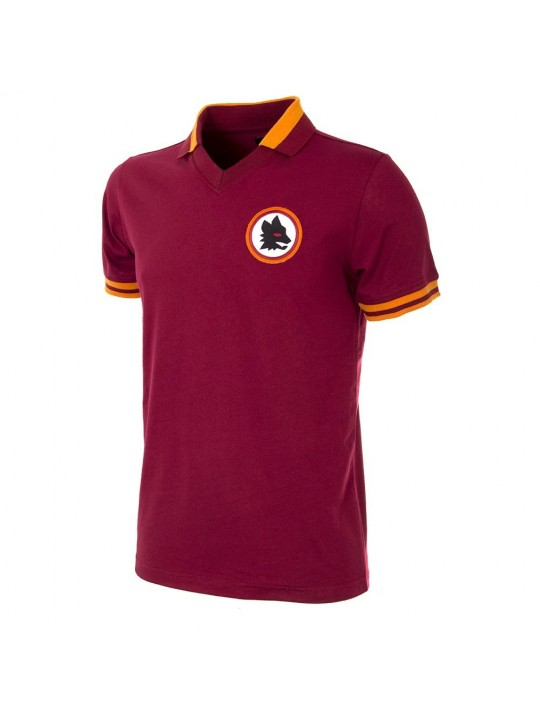 Maillot vintage AS Roma 1977/78