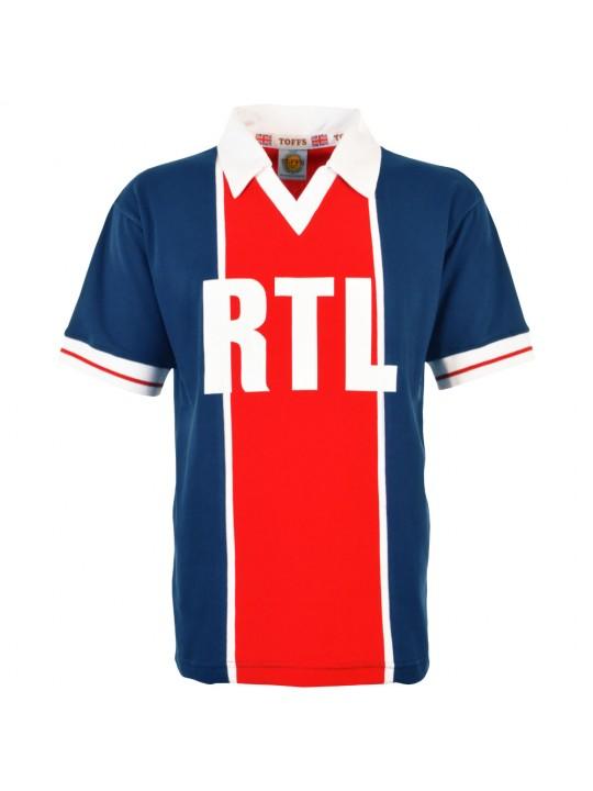 Maillot vintage PSG 1982