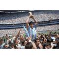 Maradona Champion du Monde