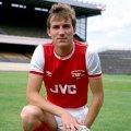 Stewart Robson Maillot Retro Arsenal 1985 Centenaire