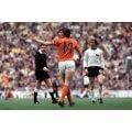 Cruyff avec les Pays-Bas Coupe du Monde 1974