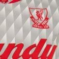 Maillot rétro Liverpool 1989/90 | Extérieur