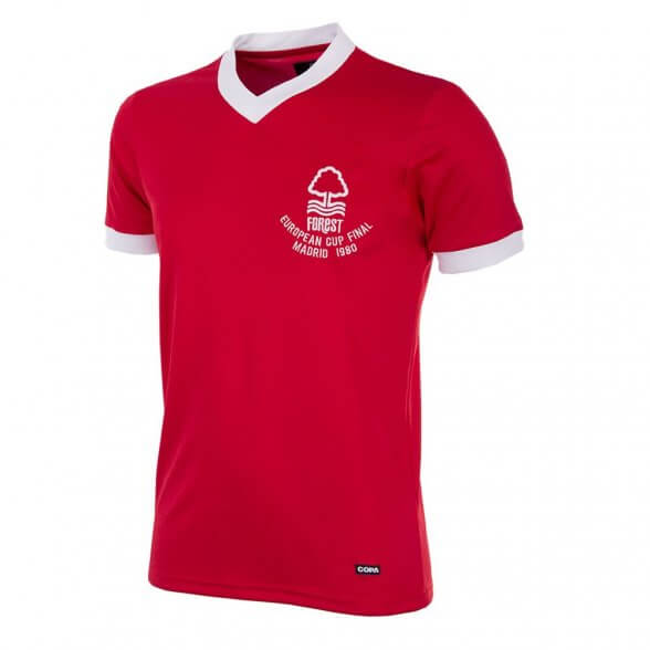 Maillot Nottingham Forest 1979/80