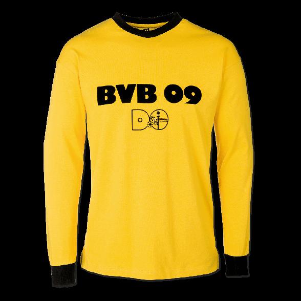 Maillot Borussia Dortmund 1975-76