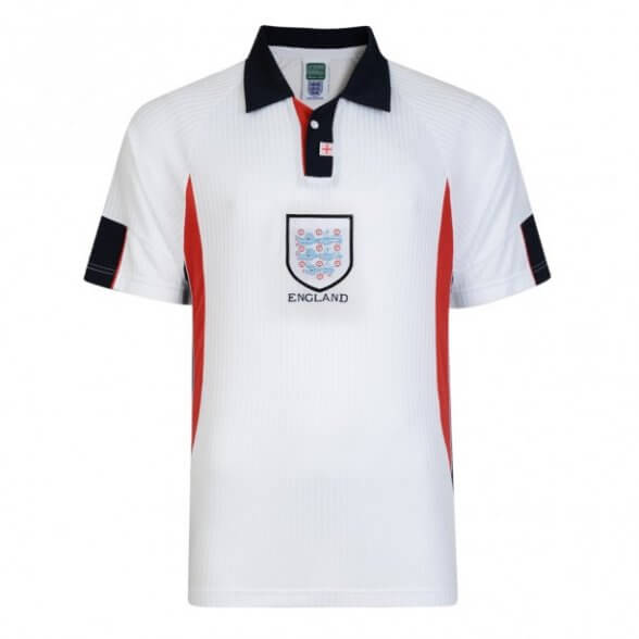 Maillot rétro Angleterre 1998
