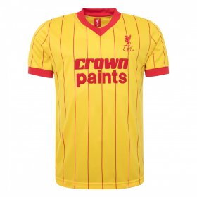 Maillot rétro Liverpool 1981/82 | Away