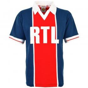 Maillot vintage Paris RTL 1982
