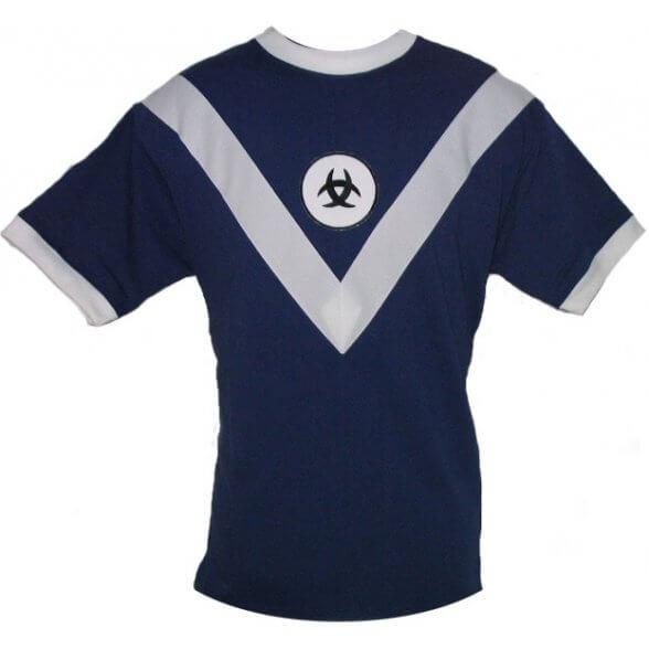 Maillot ancien Girondins Bordeaux 1940
